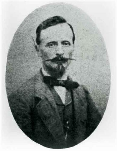 Augustin MOUCHOT (1823-1912), French Professor and Inventor