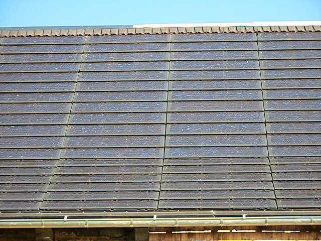 The photovoltaic tiles of Imerys
