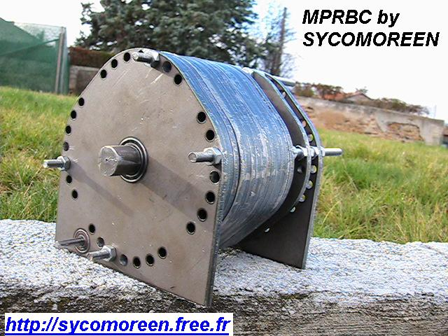 Click to get the MPRBC diaporama commented by SYCOMOREEN